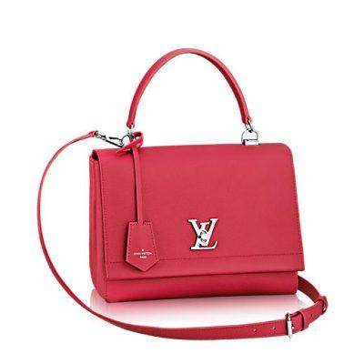 Louis Vuitton LockMe II Dahlia