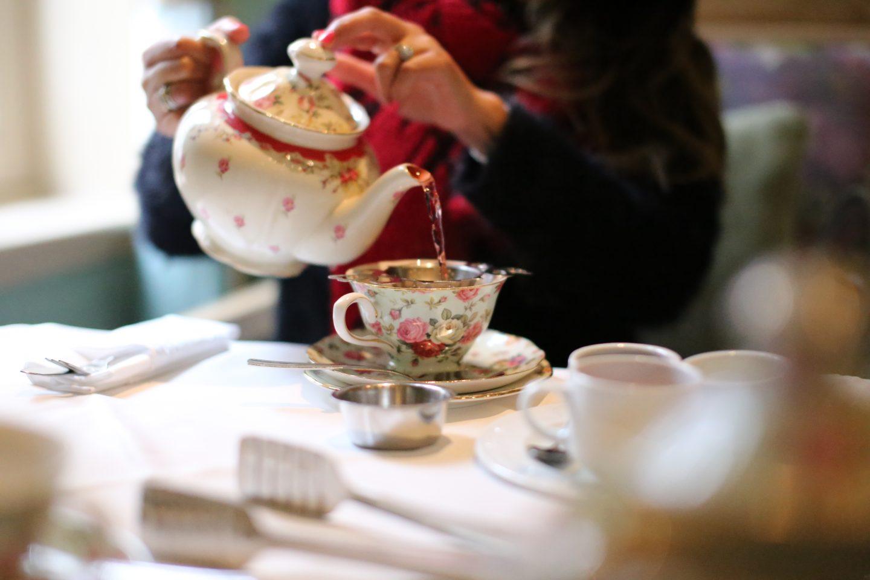Tea Time In Toronto